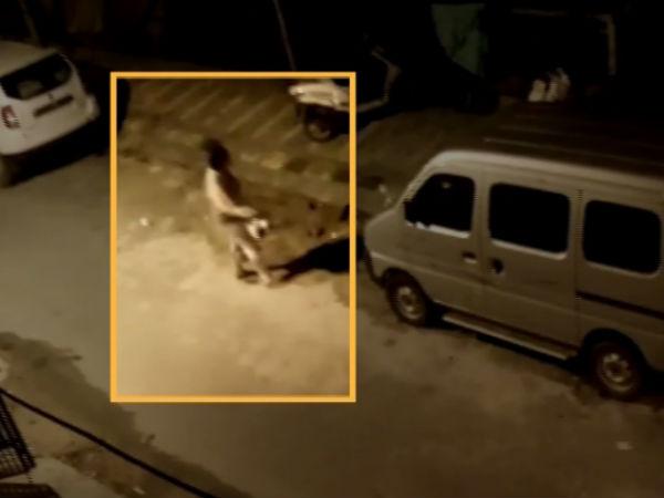 Drunk Woman Creates Ruckus Btm Layout Bengaluru