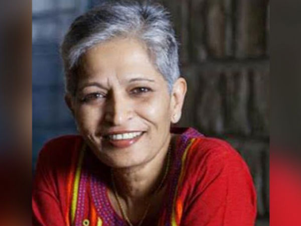 With No Leads Gauri Lankesh Murder Case Karnataka Cops Look