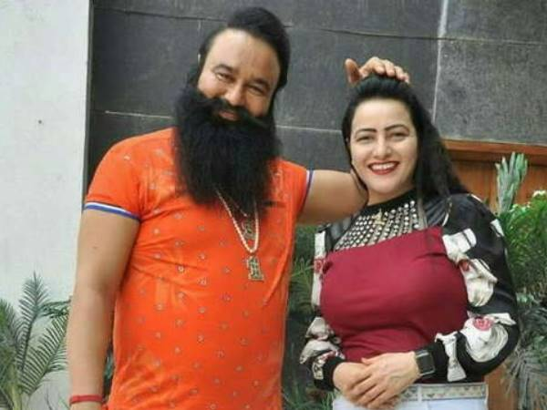 Ram Rahim S Adopt Daughter Honeypreet Insan S Early Days