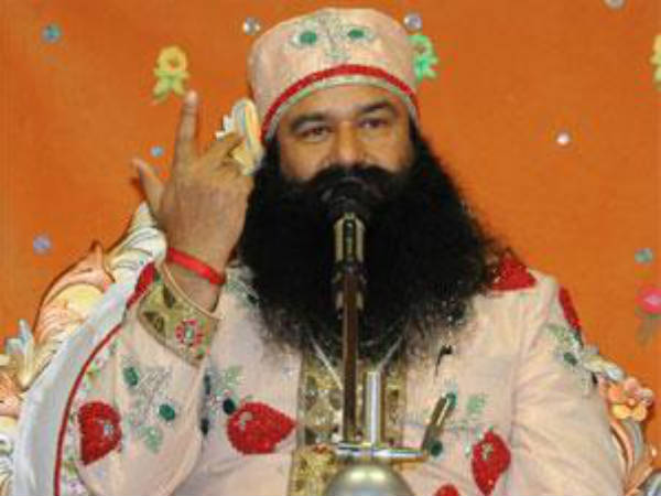 Pretending herself to be bleeding, girl escapes from being molested by Ram Rahim...