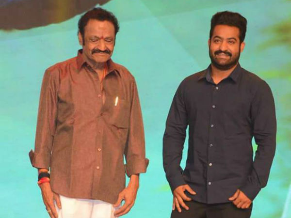 Jr Ntr Promises Deliver The Best Performance His Career