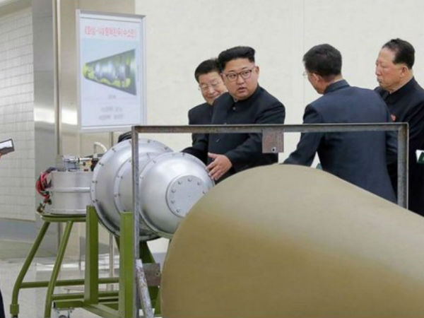 North Korea a 'global threat,' says IAEA chief after latest test