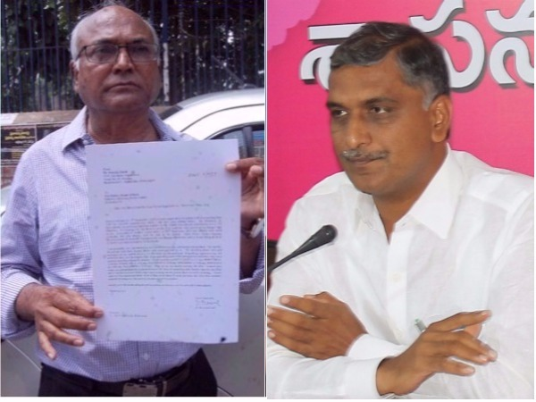 Conroversy Arish Rao Warns Kancha Ilaiah