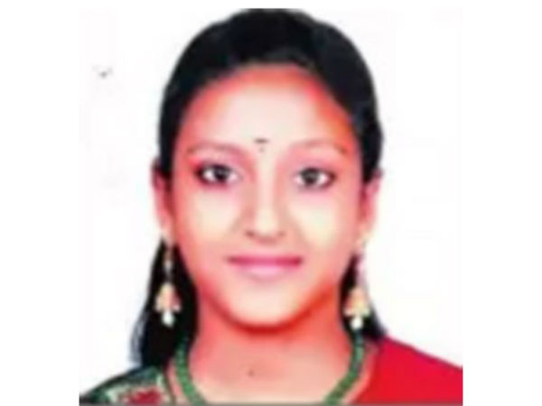 A girl allegedly missing at Shamshabad airport