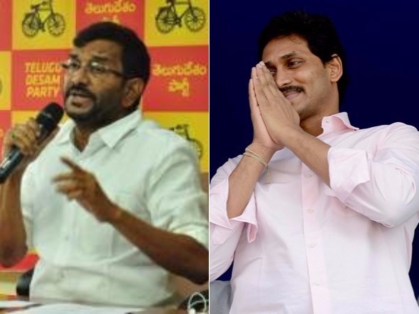 Somireddy Chandramohan Reddy Takes On At Ys Jagan