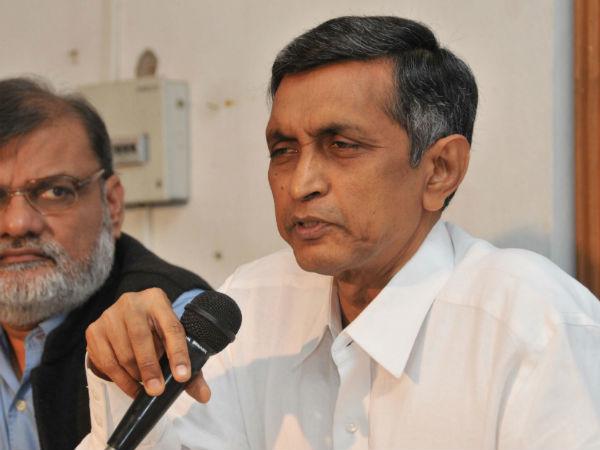 Jayaprakash Narayana Unhappy With Yanamala