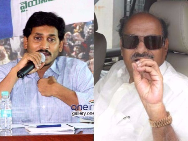 Why I Call Ys Jagan Like That Jc Diwakar Reddy S Interesting