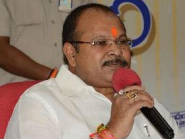 Kanna Laxminarayana Likely Head Bjp S State Unit