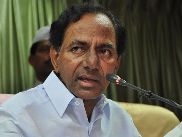 Union Minister Fires At Kcr Over Telangana Vimochana Dinam