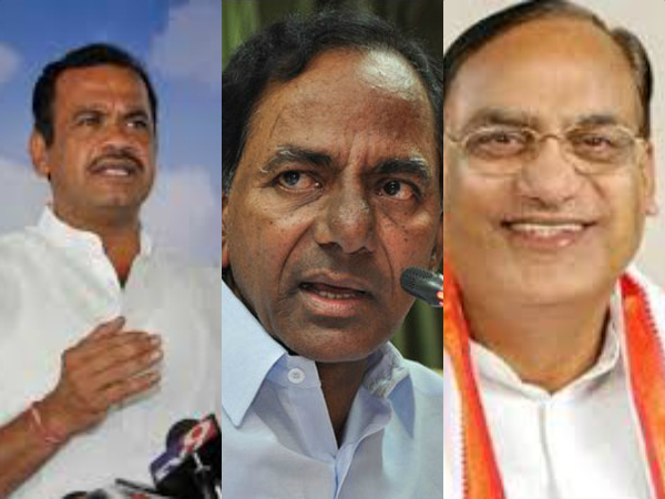 Will Komati Reddy Brothers Join Trs Contest From Nalgonda