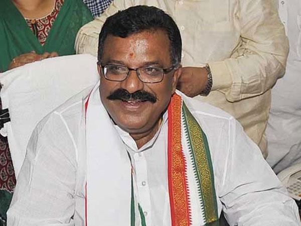 I Will Continue Congress Says Kotla Surya Prakash Reddy