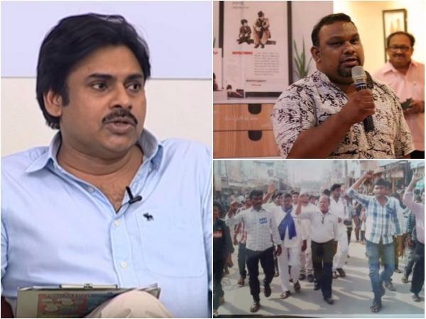 Dalit Writers Counter Pawan Kalyan Statements On Reservations