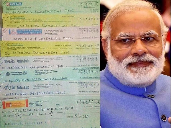 Desperate Rayalaseema Farmers Send Pm Modi The Only Gift They Can Afford