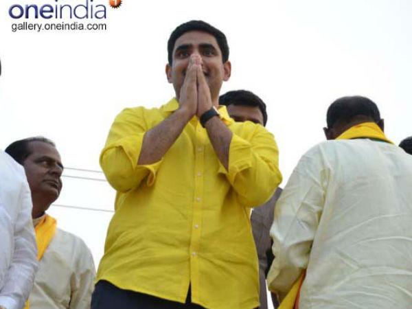 Nara Lokesh Praises Mla Lalitha Kumari