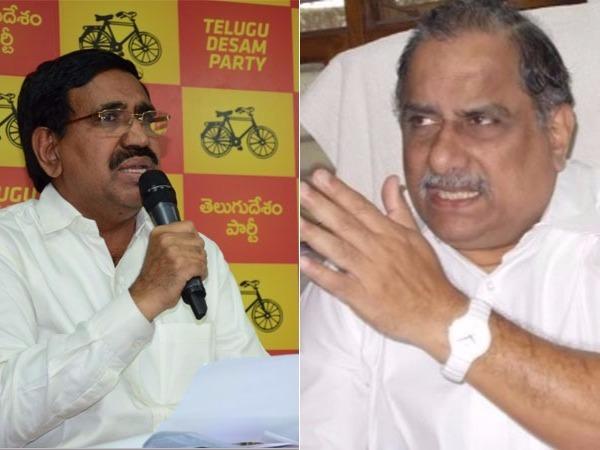 Minister Narayana Fires At Mudragada Padmanabham