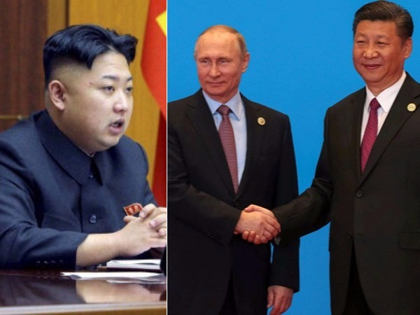 North Korea Issue If China Russia Failed America Will Step