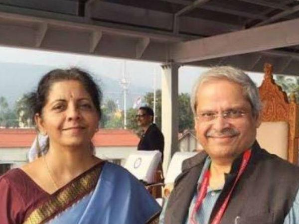 Nirmala Sitharaman S Journey From Madurai South Block Via J