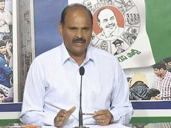 Ysrcp supports to contract lecturers agitation