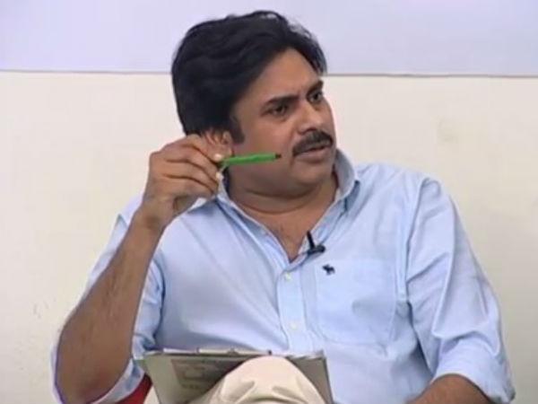 Pawan Kalyan On His Birthday Issue