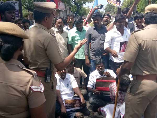 Protests Across Tn After Student Who Fought Neet Exam Suprem