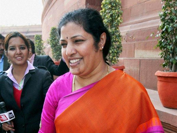 Puradeswari May Takes Rayalaseema Charge