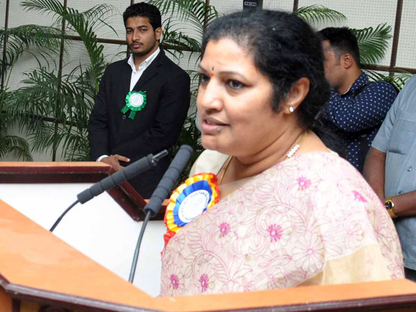 purandeswari on TDP alliance