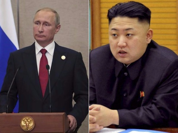 North Korea would 'RATHER EAT GRASS' than give up nukes, Putin warns