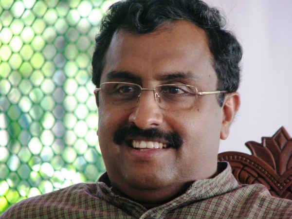 Bjp National Secretary Ram Madhav Slams On Kcr