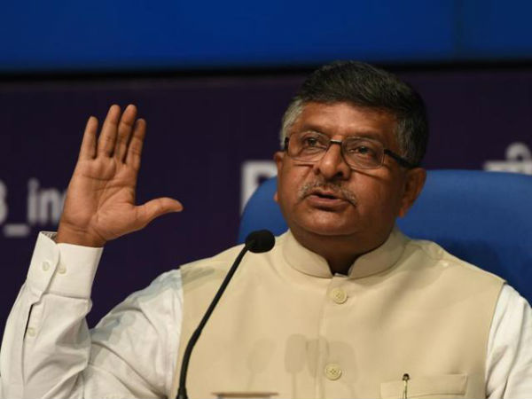 'Soon, Aadhaar to be linked with driver's licence,' says Union minister RS Prasad