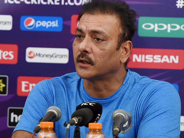 Great See Top Sportsman At The Helm The Sports Ministry Says Ravi Sastri