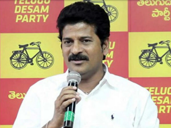 Revanth Reddy says he is ready to contest from anywhere