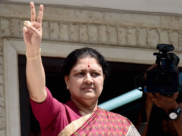 After Being Sacked No End Vip Treatment Sasikala Bengaluru