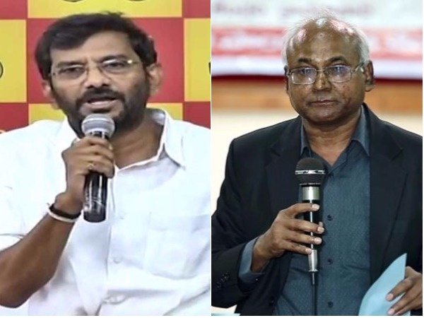 Minister Somireddy Fires On Kancha Ilaiah