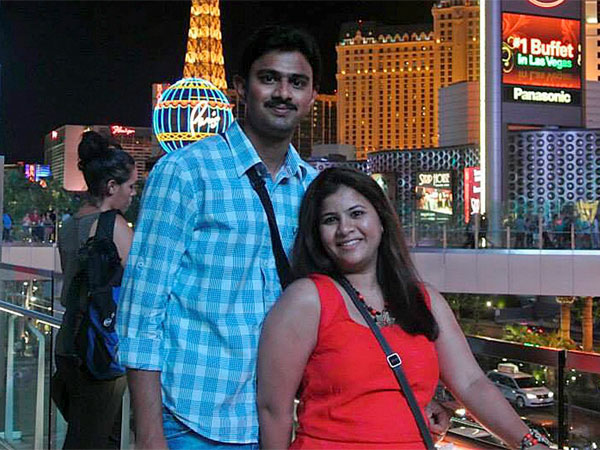 Almost deported from th US, slain techie Srinivas Kuchibhotla's wife gets one year work visa