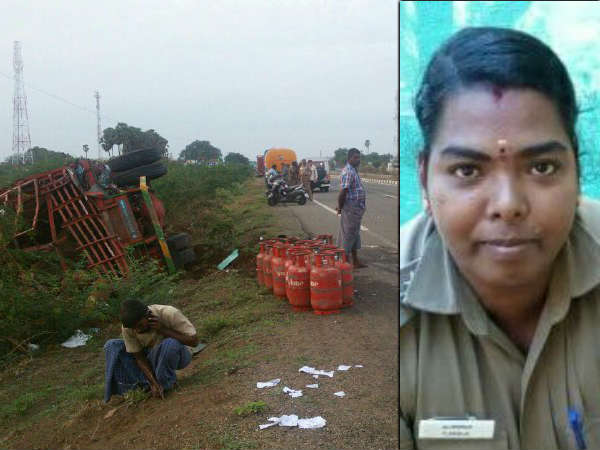 In Thirunelveli Thalaiyuthu Sub Inspector Died Accident