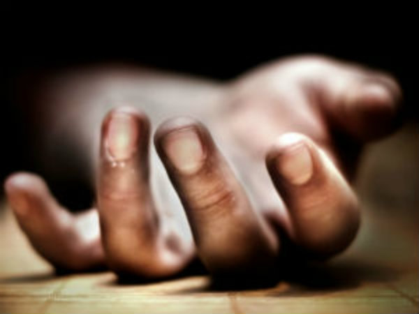 A MS student allegedly committed suicide in Guntur district