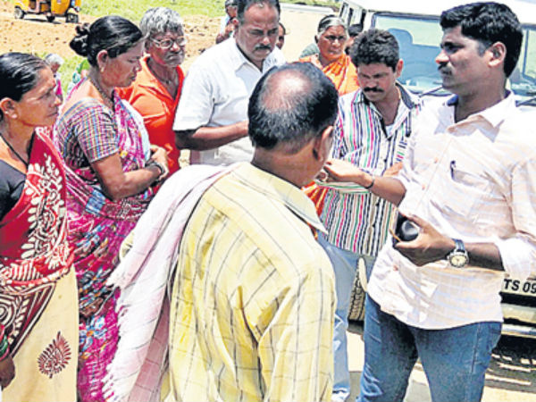 Irrigation Officials Cheated Farmers Sundilla