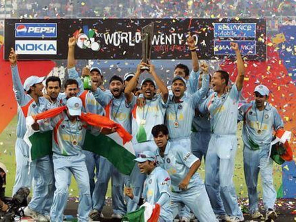 On This Day Indian Cricket Team Clinched Icc World Twenty20 Title In 2007