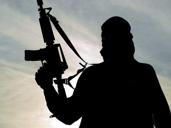A Terrorist Killed Indian Army Jammu Kashmir