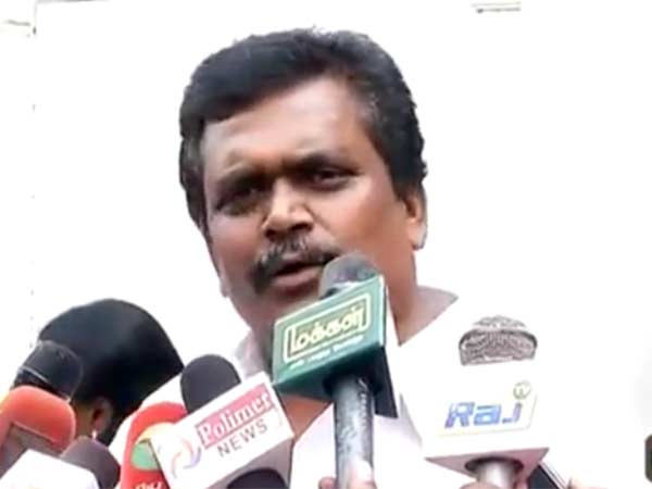 Tamil Nadu Chief Minister quit his post Thanga Thamil Selvan