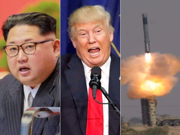 Trump Threatens Totally Destroy North Korea First U N Speech