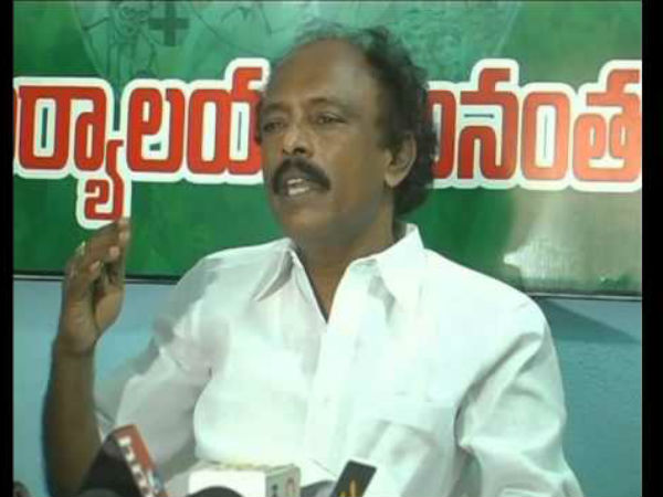 visweswara reddy brother is likely to join in TDP soon