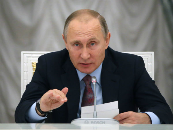 Putin says tougher North Korea sanctions senseless, warns of global catastrophe