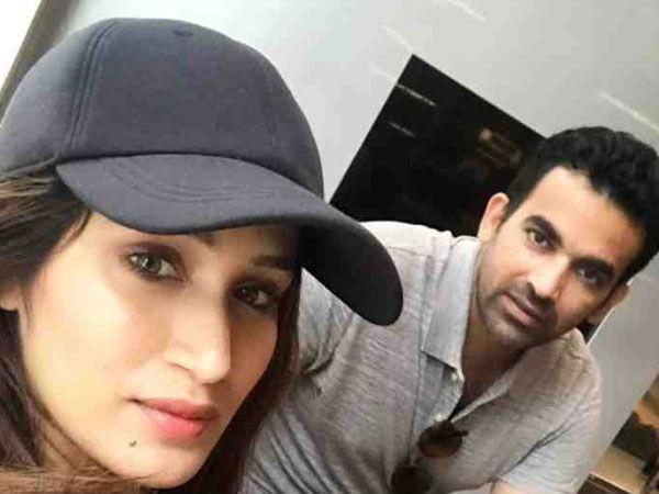 Confirmed Sagarika Ghatge Zaheer Khan Tie The Knot On November