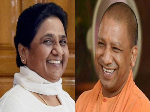 Mayawati takes a dig at Yogi Adityanath, says UP CM can focus on development only when he gets time from worship