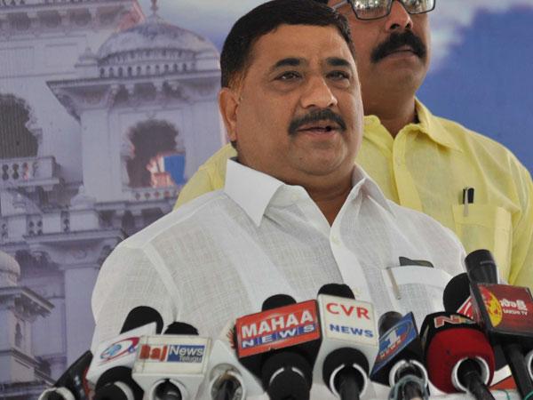 Ap Minister Kaluva Srinivasulu Slams On Ysrcp Chief Ys Jagan