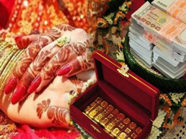 Advantages of Dowry' leaves college red-faced