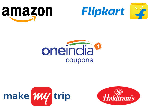 Oneindia Coupons Diwali Sale: Flipkart, Amazon, MakeMyTrip, Haldirams Upto 70% Off