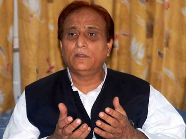 Rashtrapati Bhavan, like Taj Mahal, is a sign of slavery, it too should be destroyed: SP's Azam Khan
