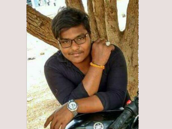 Btech Student Died At Chennai Merina Beach